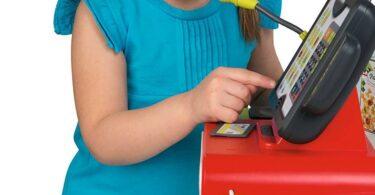 Caisse enregistreuse pour enfant: le meilleur modèle