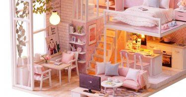 meilleure maison de Barbie - poupée