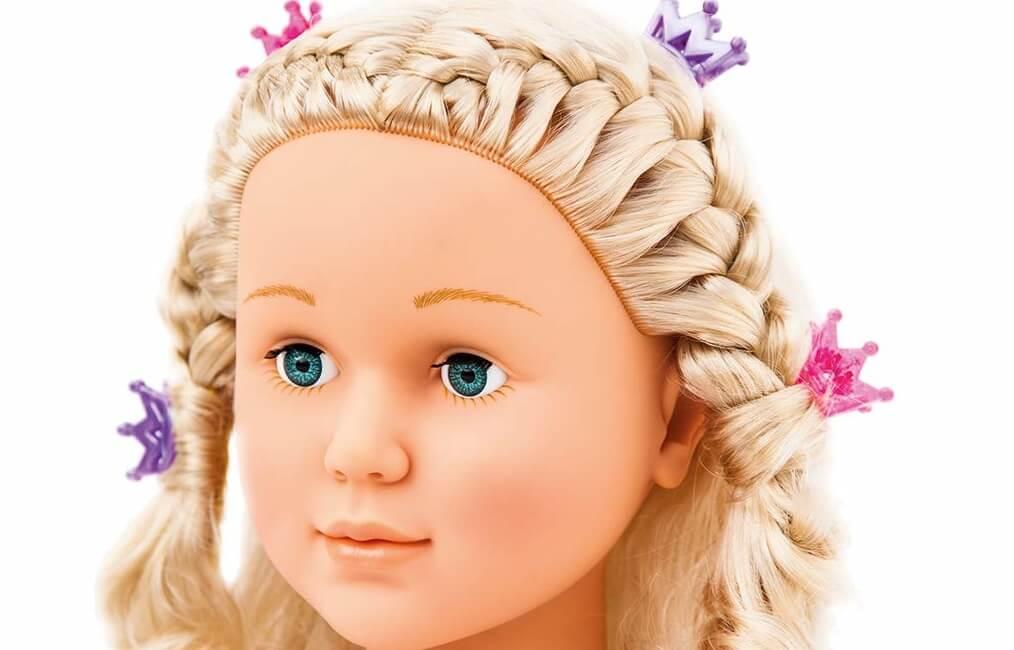 meilleures têtes à coiffer pour enfant