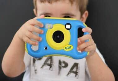 Meilleur appareil photo pour enfants