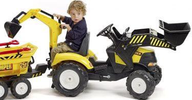 meilleur tracteur à pédales