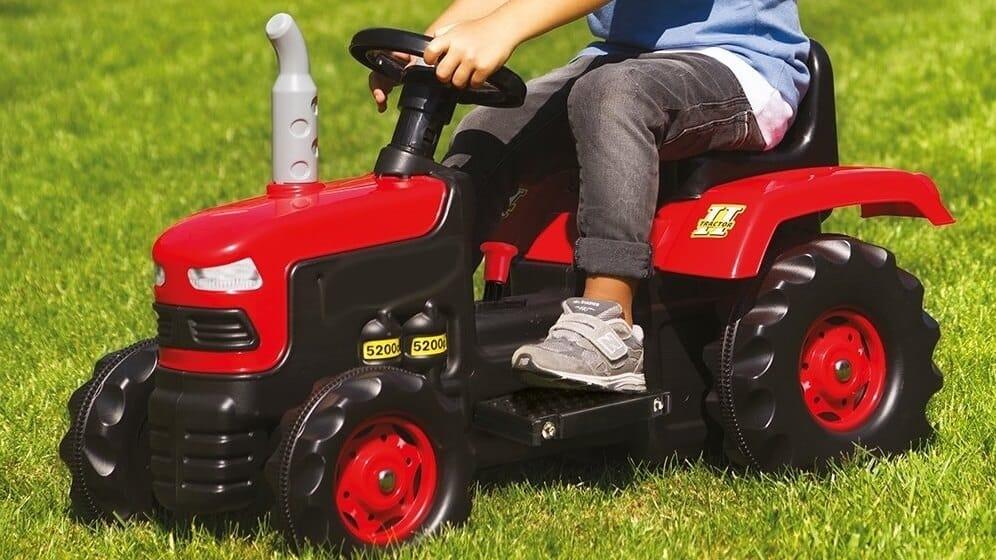 meilleur tracteur électrique pour enfant