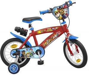 jouet Pat Patrouille vélo