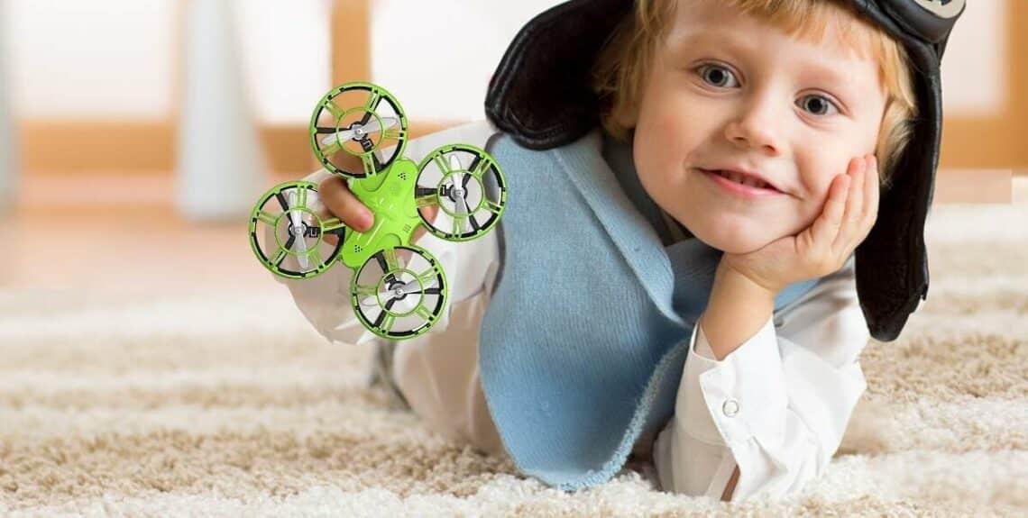 Meilleur drone pour enfant