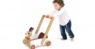 meilleur chariot de marchepour bébé