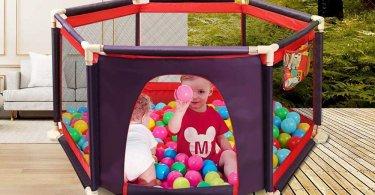Meilleur parc pour son bébé