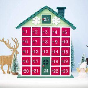 Meilleur calendrier de l'avent en bois maison