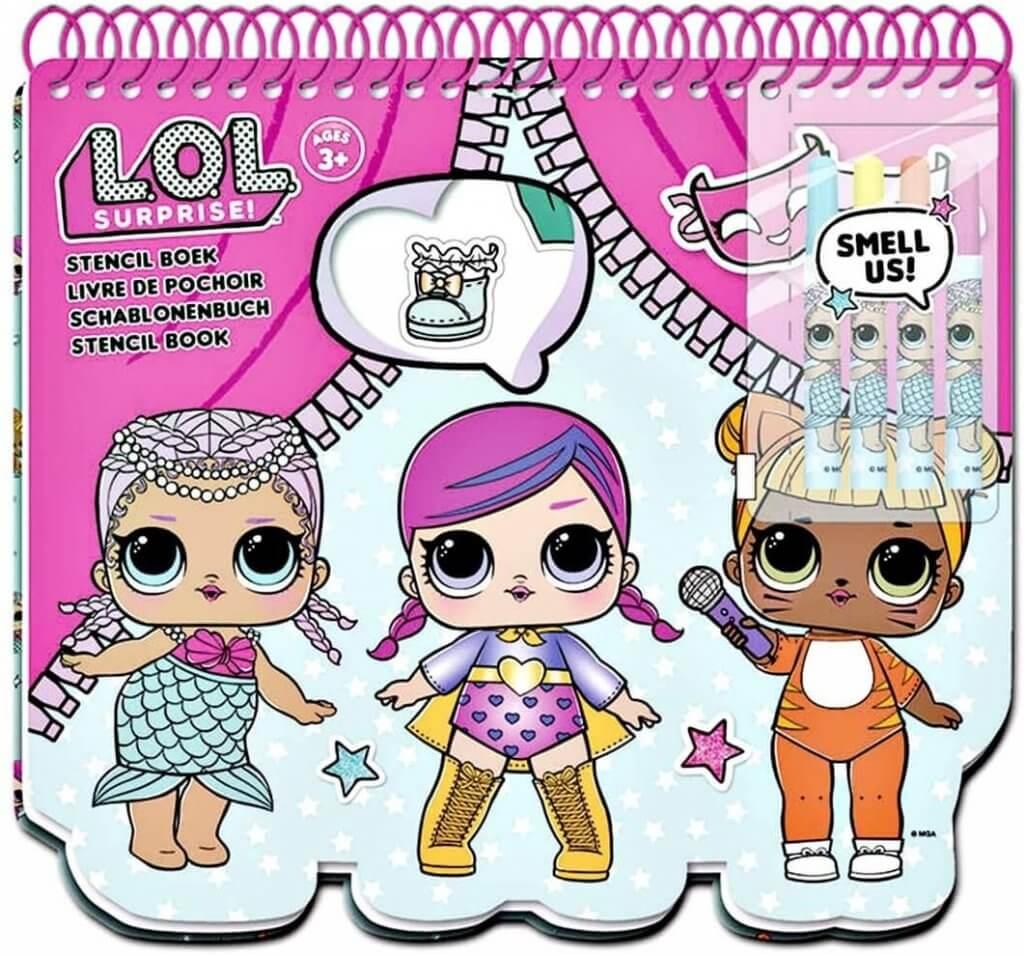 Meilleur coloriage poupée LOL   Comparatif et Avis 32