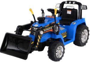 jouet tracteur électrique