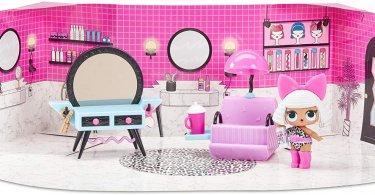 Meilleure maison de poupée LOL