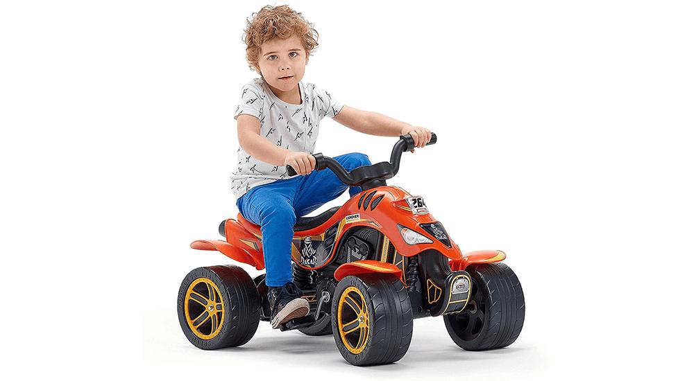 Meilleur quad électrique pour enfant