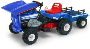 meilleur tracteur jouet électrique