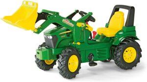 tracteur enfant Jhon Deere