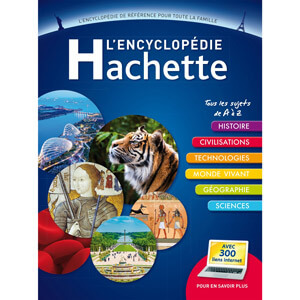 L'encyclopédie de Hachette Education