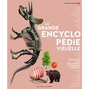 La grande encyclopédie visuelle de Gallimard Jeunesse