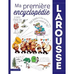 Ma première encyclopédie de Larousse