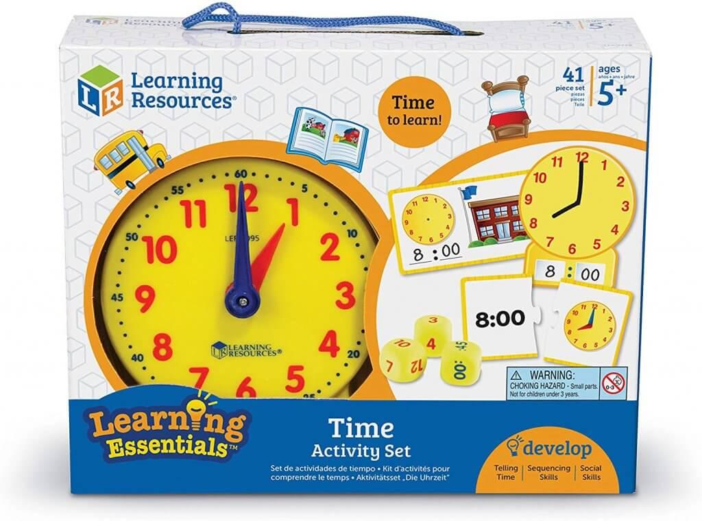 comment apprendre à lire l'heure en s'amusant