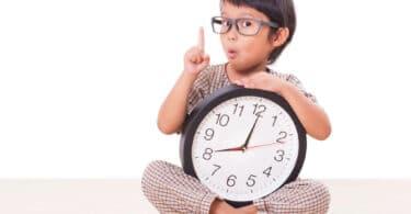 comment apprendre à lire l'heure