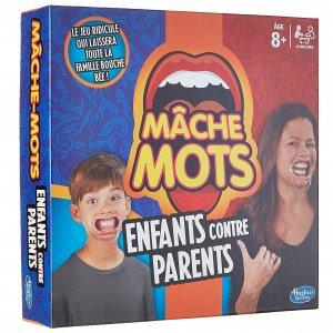 Mâche-Mots Enfants contre parents en version française