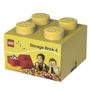 brique de rangement 4 plots de Lego