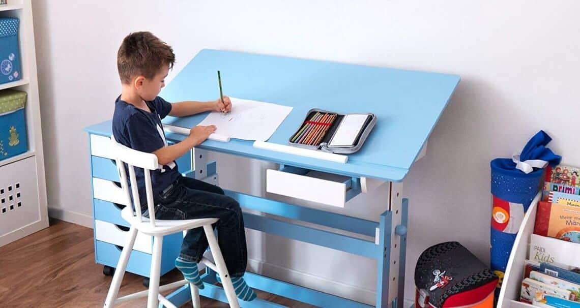 meilleur bureau pour enfant
