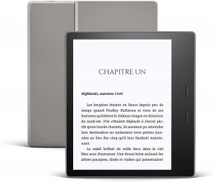 liseuse Kindle Oasis de Amazon