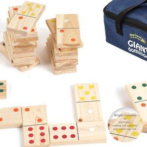 domino géant de Garden Games