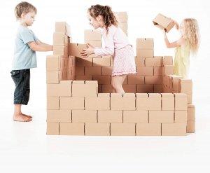 jeu de construction géant de Gigi