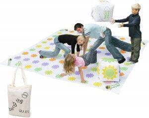 jeu géant Get knotted de Garden Games