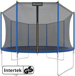 trampoline de jardin Unijump 460 cm de Ultrasport