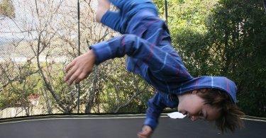 Meilleur trampoline extérieur