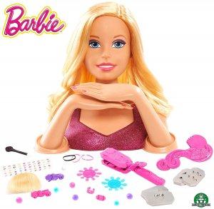 barbie coiffeuse