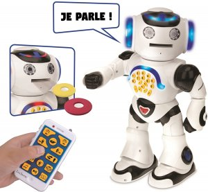 robot lexibook prix