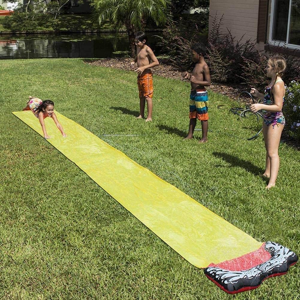 glissade sur tapis mouillé
