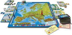 jeu géographique