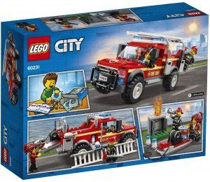 pompiers légo