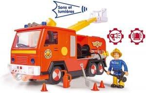camion de pompier pour enfants