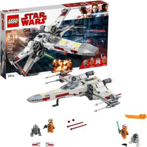 Lego Star Wars 75218 Le Chasseur stellaire X-Wing Starfighter