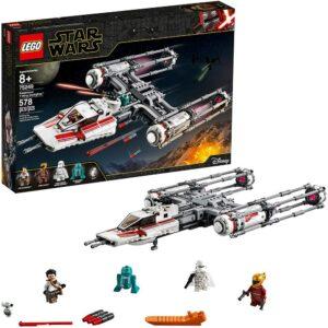 Lego Star Wars 75249 Resistance Y-Wing Stratfigher