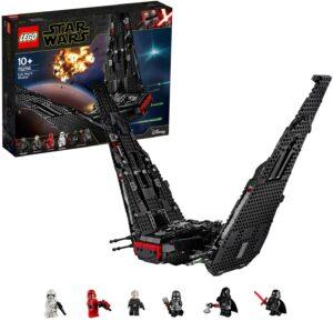 Lego Star Wars 75256 La navette de Kylo Ren