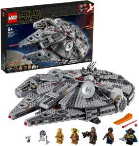 Lego Star Wars 75257 Le Faucon Millenium