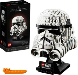 Lego Star Wars 75276 Le Casque de Stormtrooper