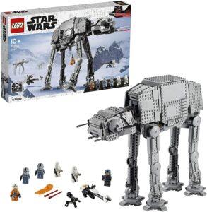 Lego Star Wars 75288 AT-AT incluant le personnage de Luke Skywalker