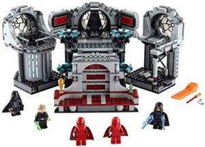 Lego Star Wars 75291 Le Duel Final sur l'Etoile de la Mort