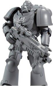 La figurine Primaris Intercessor de MacFarlane