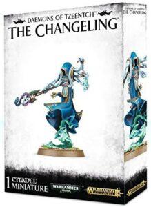 figurine The Changeling – Démon de Tzeentch de Games Workshop