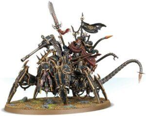 figurine Vex Machinator, Arch-Lord Discordant des Chaos Space Marines de Games Workshop